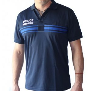 polo-police-municipale-polyester