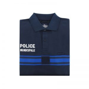 polo-respirant-100-polyester-pm-marine-manches-courtes-ref-576