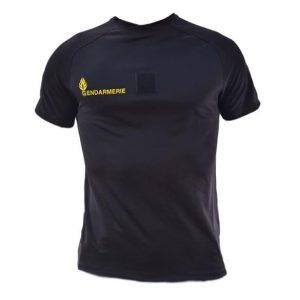 tee-shirt-respirant-gendarmerie-jaune