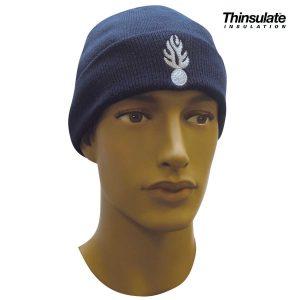 bonnet-bleu-brode-gendarmerie
