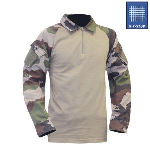 chemise-de-combat-type-ubas-coton