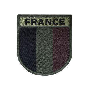 ecusson-france-basse-visibilite-auto-agrippant