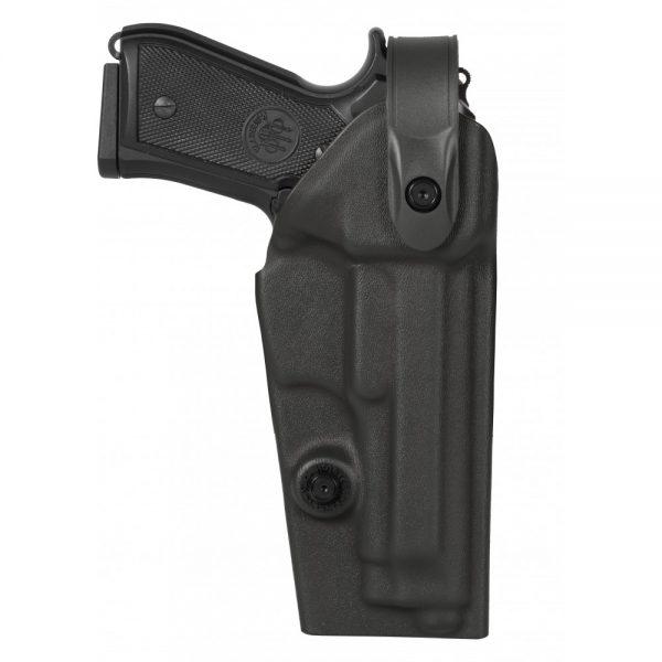 Holster droitier Vegatek Duty VKD8 noir pour Berreta 92/98 - PAMAS / MAS-G1